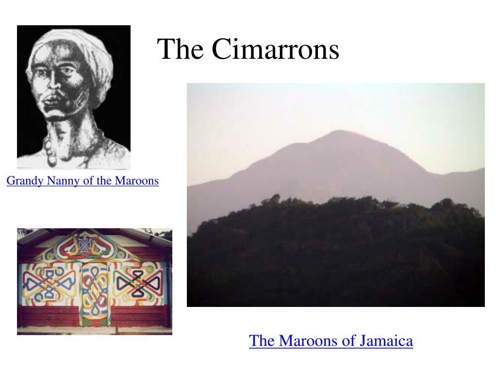 The Cimarrons