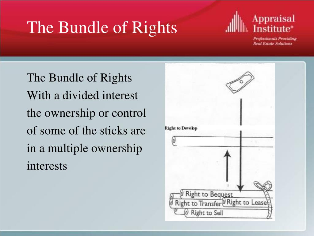 The Bundle of Rights