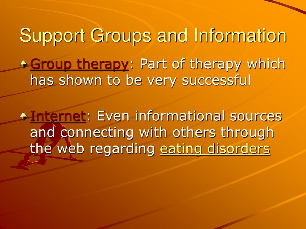 Support Groups and Information