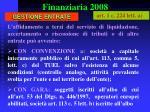 finanziaria 200820