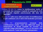 finanziaria 200828