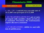 finanziaria 200830