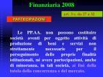 finanziaria 200844