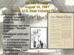 atlantic charter august 14 1941 britain u s later included russia