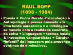raul bopp 1898 1984