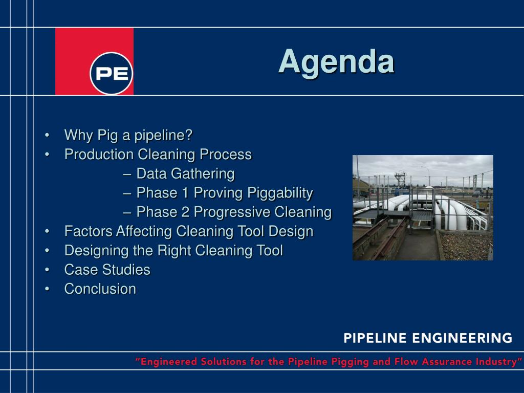 Why Pig a pipeline?