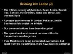 briefing bin laden 2