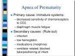 apnea of prematurity10