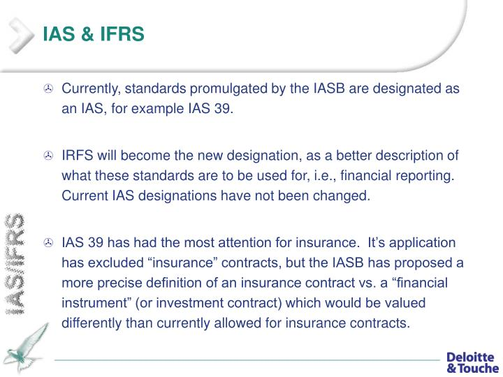 financial report based on the iasb The iasb directed the staff to develop an approach based on the acquisition method set out in ifrs 3 business combinations and to consider whether and how that method the iasb project on primary financial statements and the fasb project on financial performance reporting (agenda paper 21.