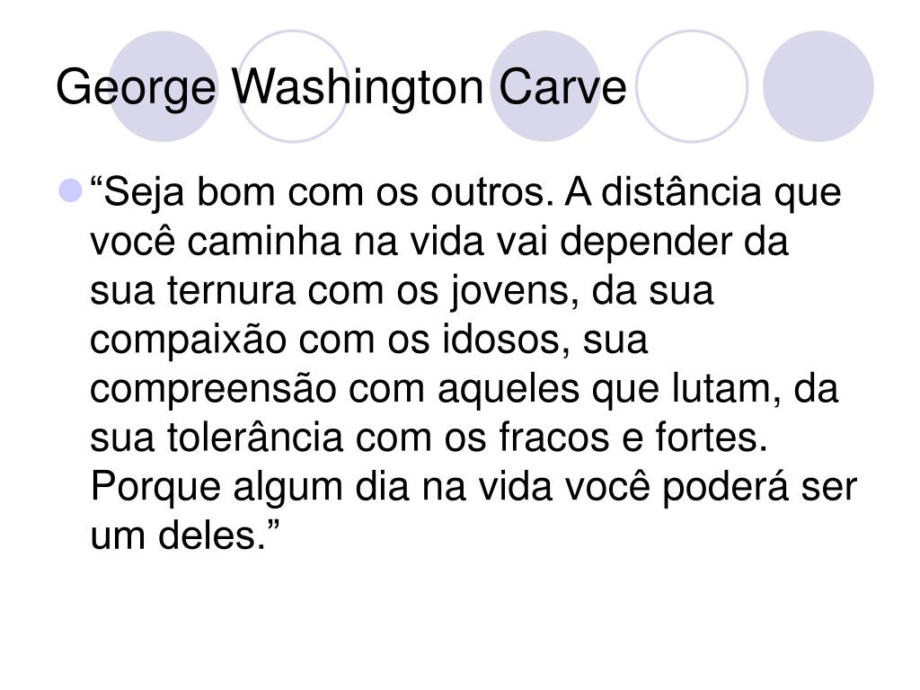 George Washington Carve