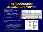 introducci n arquitectura tcp ip10