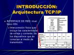 introducci n arquitectura tcp ip11