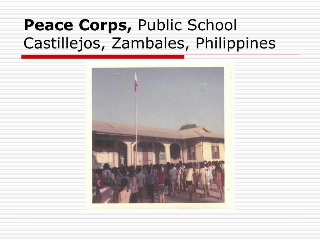 Peace Corps,