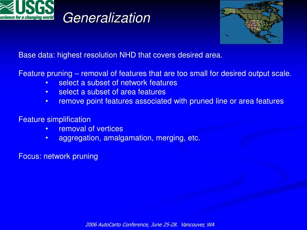Base data: highest resolution NHD that covers desired area.