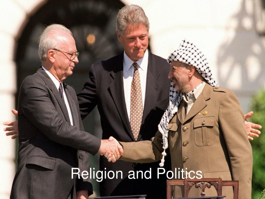 religion and politics l.