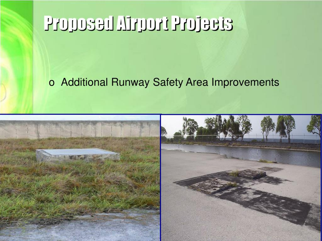 Proposed Airport Projects