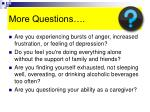 more questions43