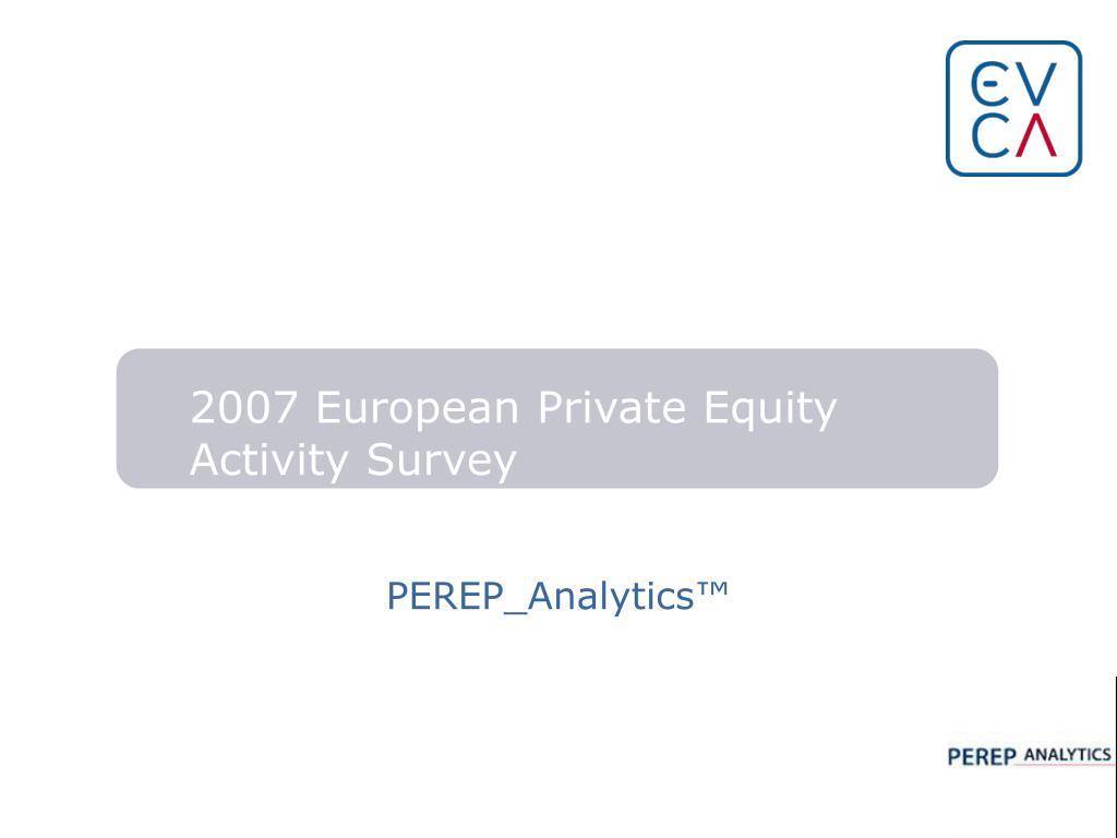 perep analytics