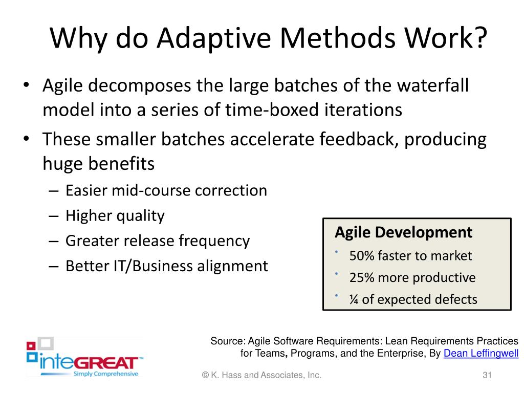 Why do Adaptive Methods Work?