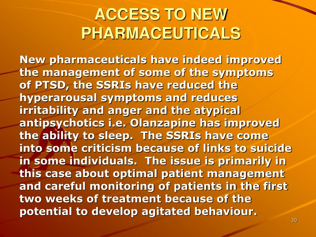 ACCESS TO NEW PHARMACEUTICALS