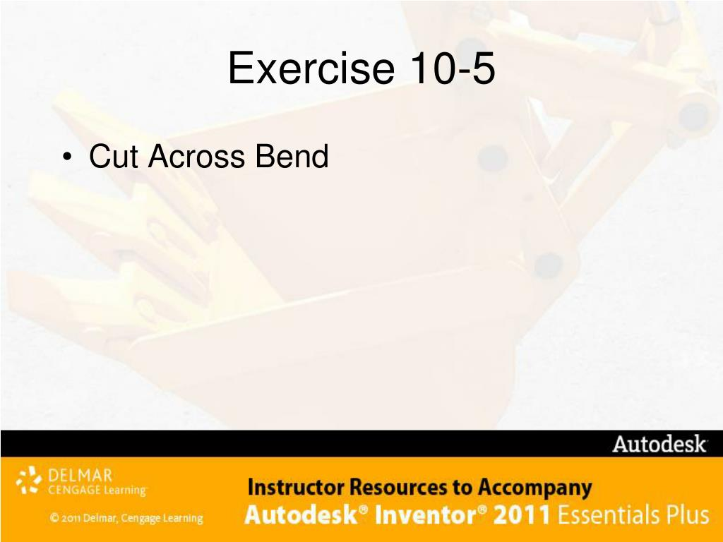 Exercise 10-5