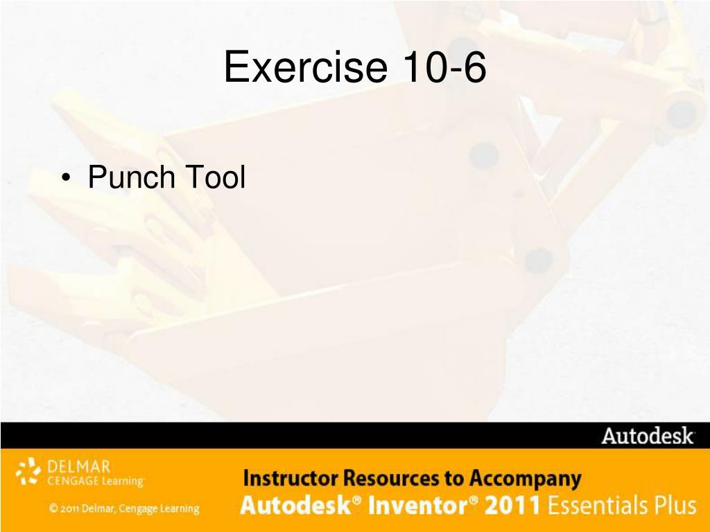 Exercise 10-6