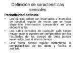 definici n de caracter sticas censales20