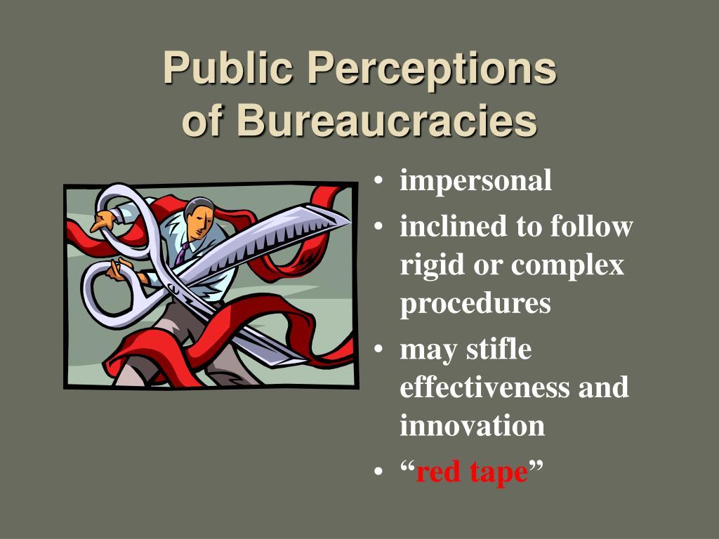Public Perceptions