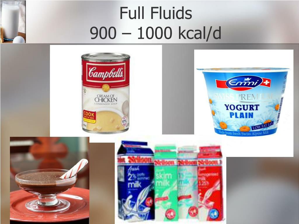 Full Fluids