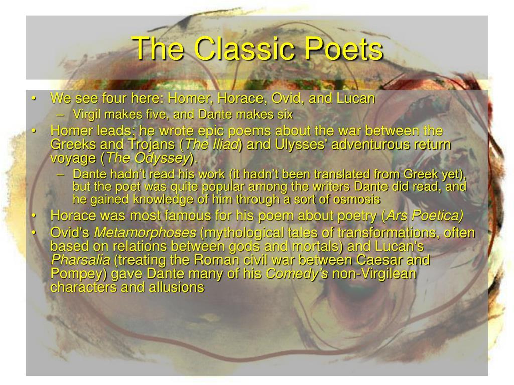 The Classic Poets