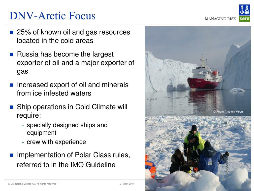 DNV-Arctic Focus