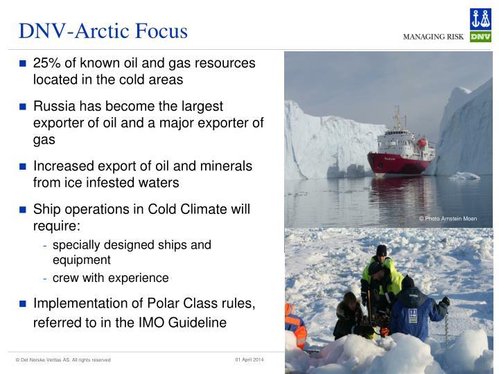 Dnv arctic focus