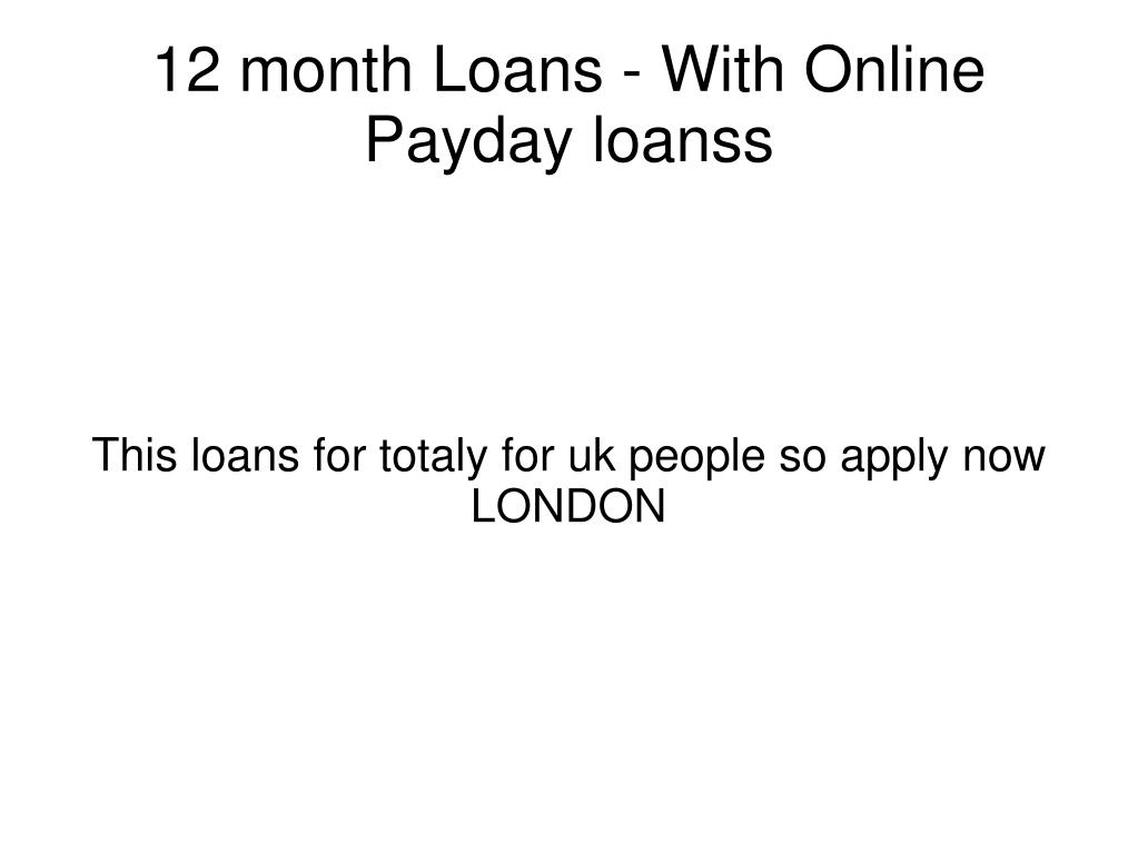 This loans for totaly for uk people so apply now