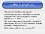card flip magic16