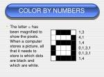 color by numbers11