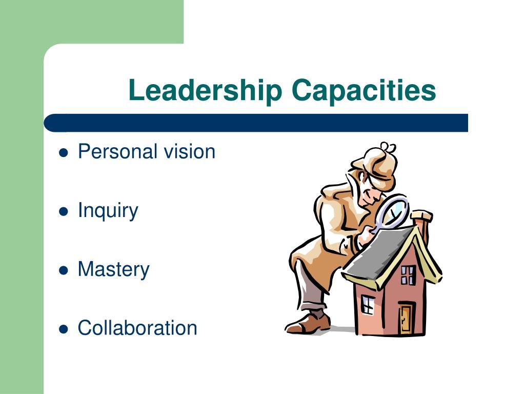 Leadership Capacities