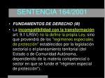 sentencia 164 200121