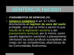 sentencia 164 200122