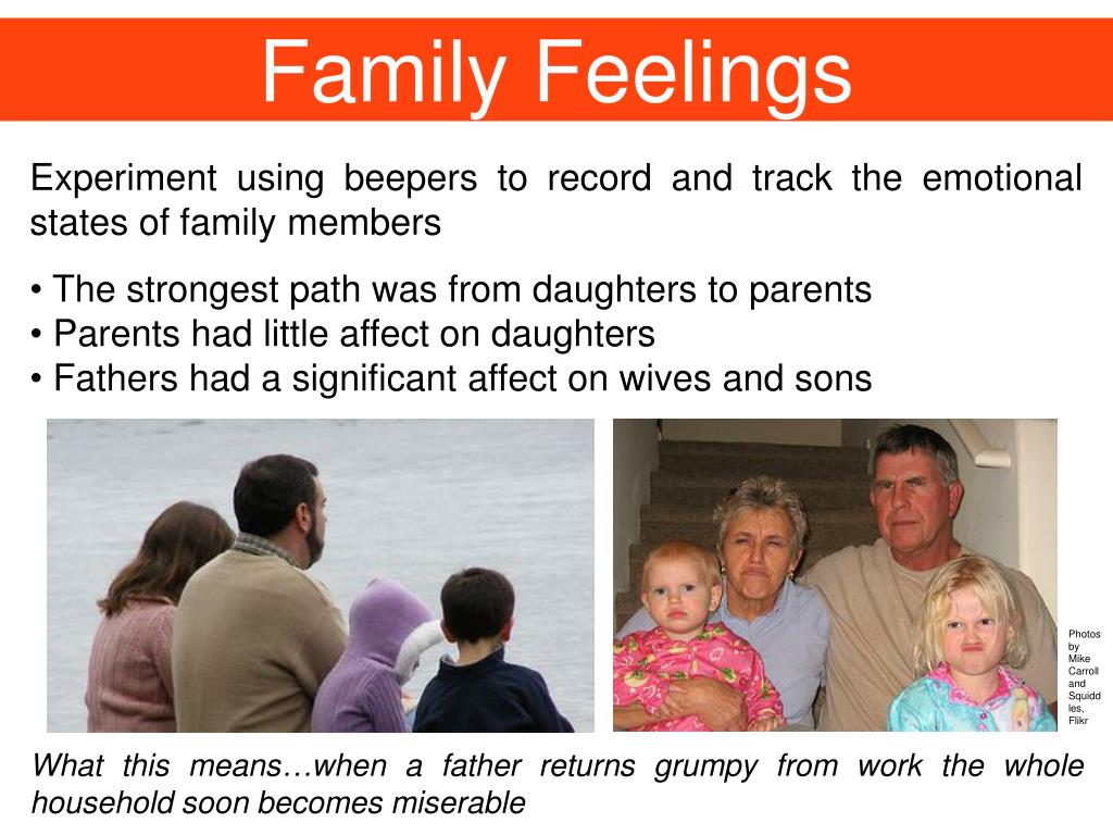 Family Feelings
