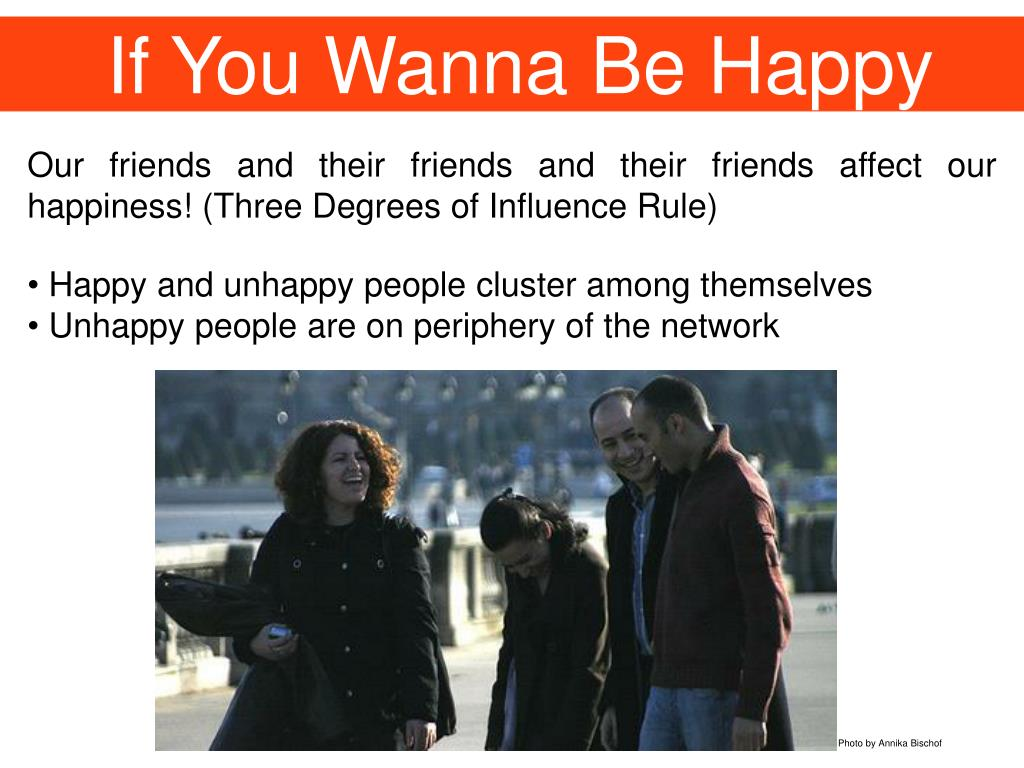 If You Wanna Be Happy