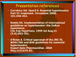 presentation references31