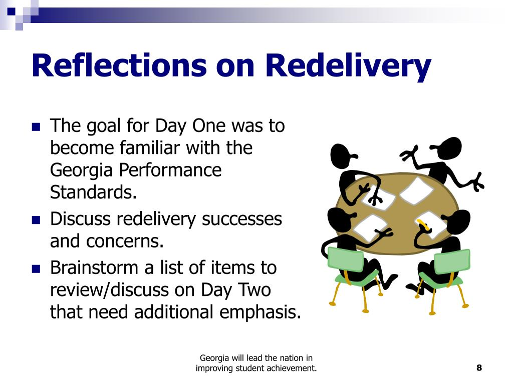 Reflections on Redelivery
