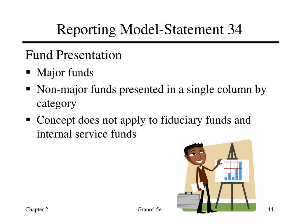 Reporting Model-Statement 34