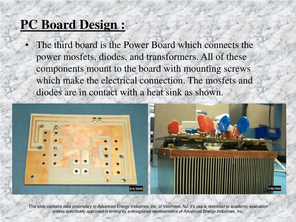 PC Board Design :