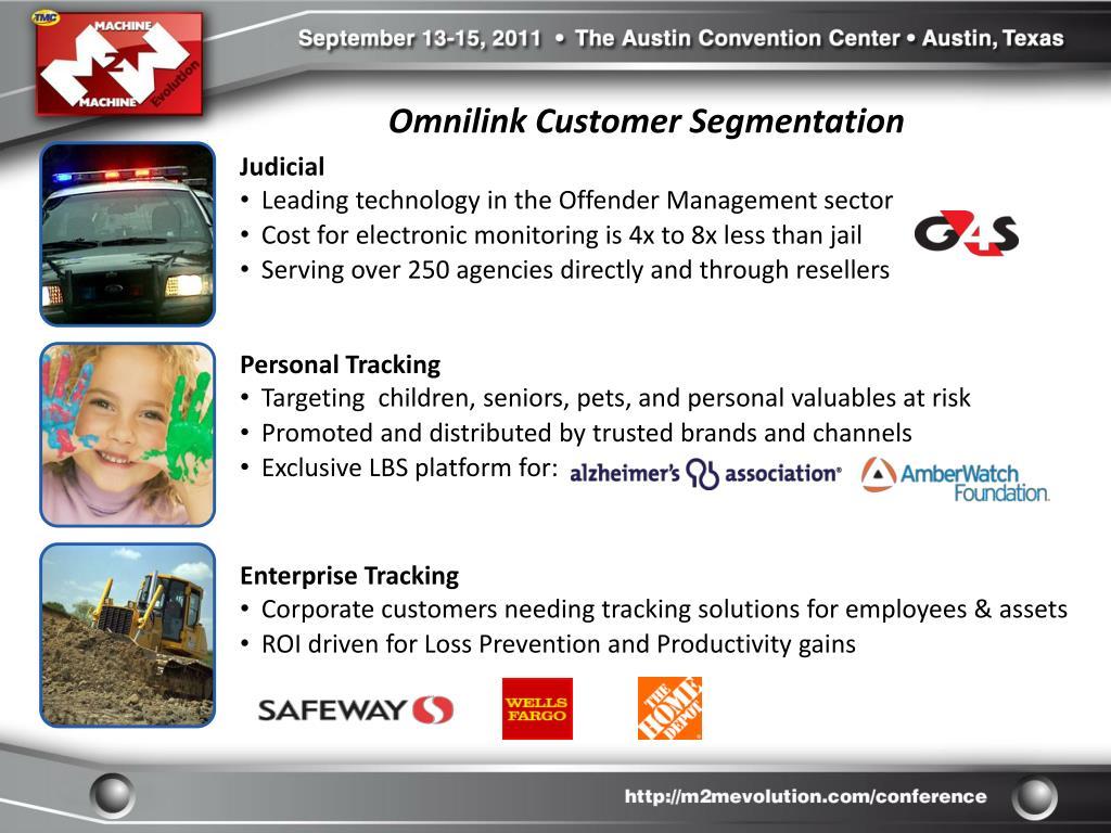 Omnilink Customer Segmentation