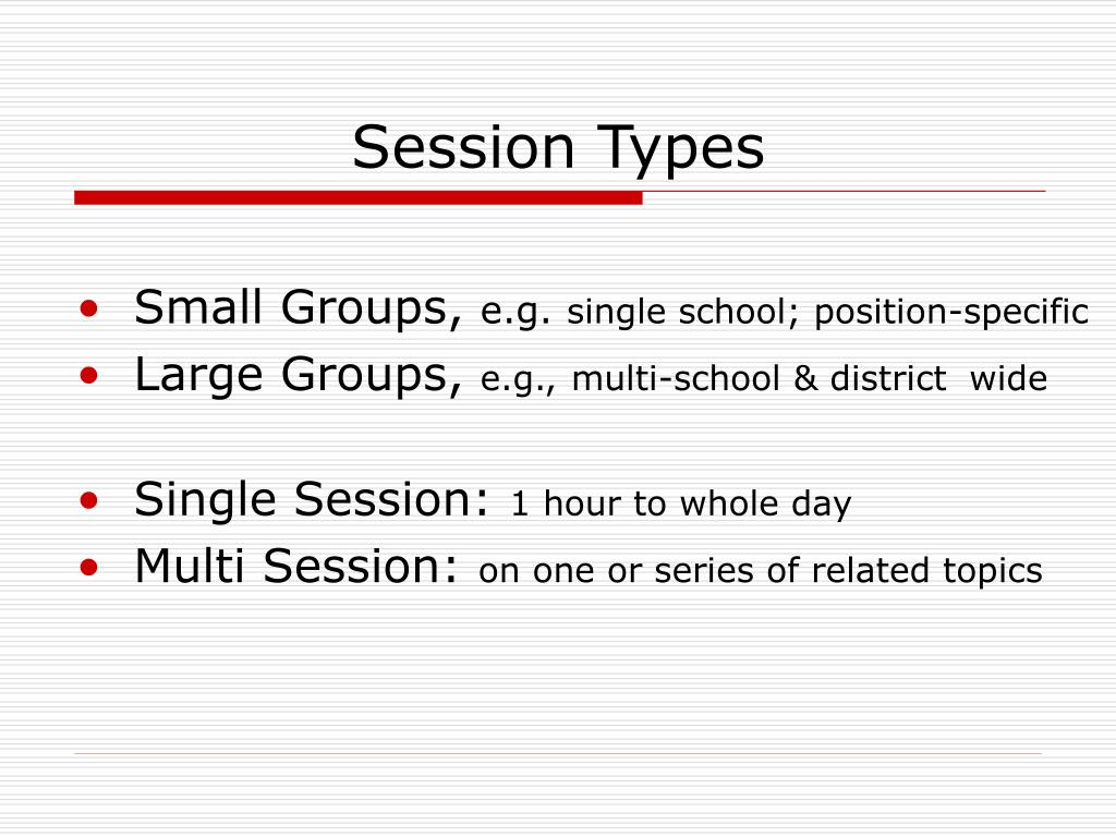 Session Types