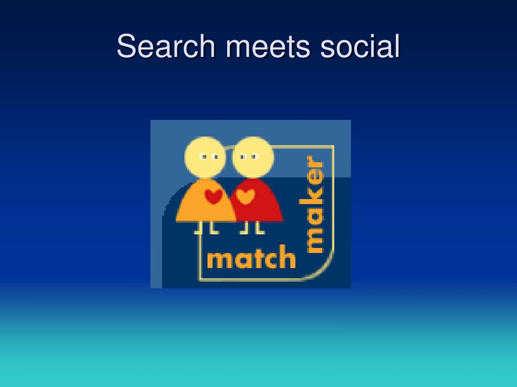 Search meets social