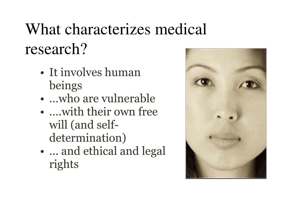 What characterizes medical research?