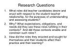research questions44