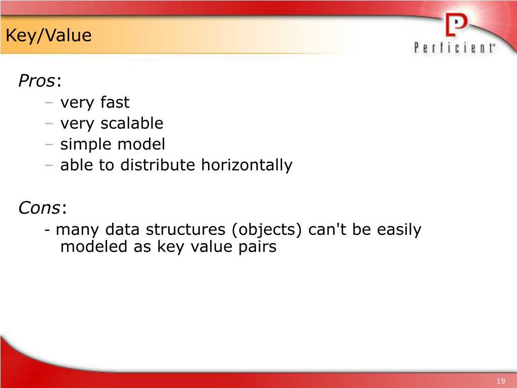 Key/Value